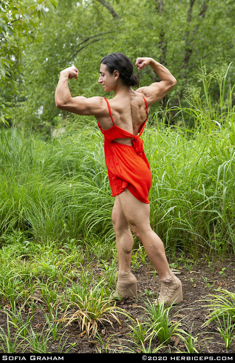 Female Muscle Pictures Herbiceps Andrea shaw strong muscles herbiceps female goodies. female muscle pictures herbiceps